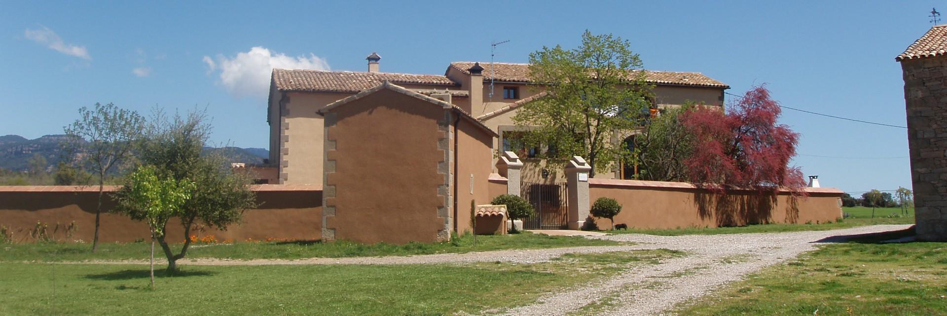La masoveria de montany del pla casa rural barcelona bergueda pirineu - Casa rural can salva ...